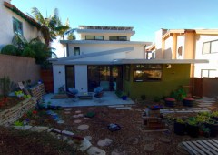Green idea house