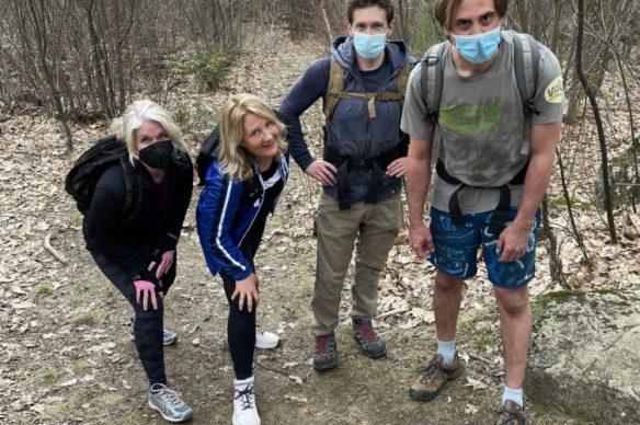 Alison Larkin & Berkshire Adventure Fitness