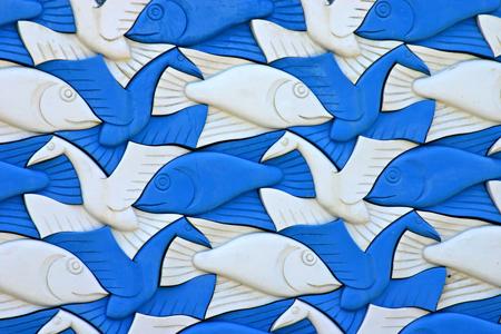 fish and birds escher blog