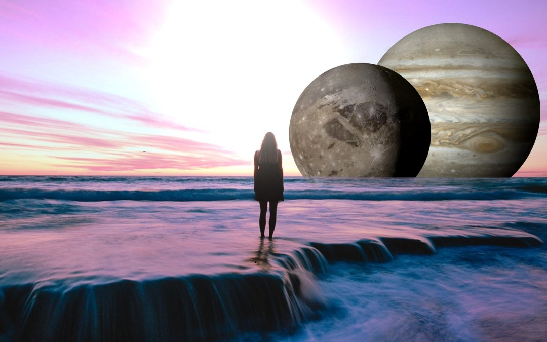 Thursday & Mars opposite Jupiter which is trine to Venus – Your time for your vision …