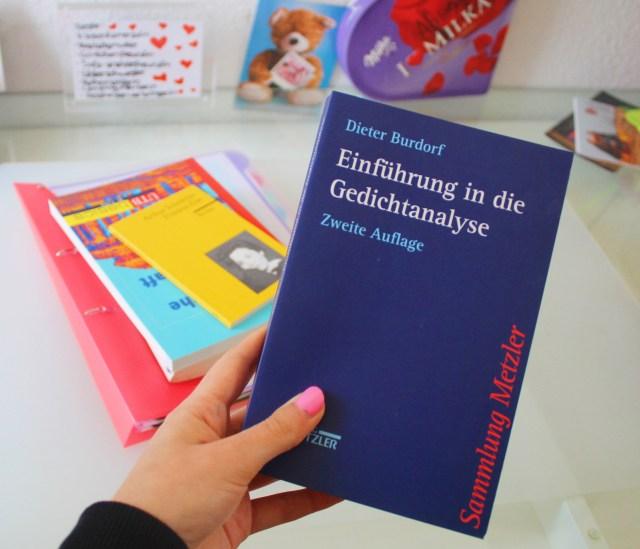 Ein Buch für mein Studium