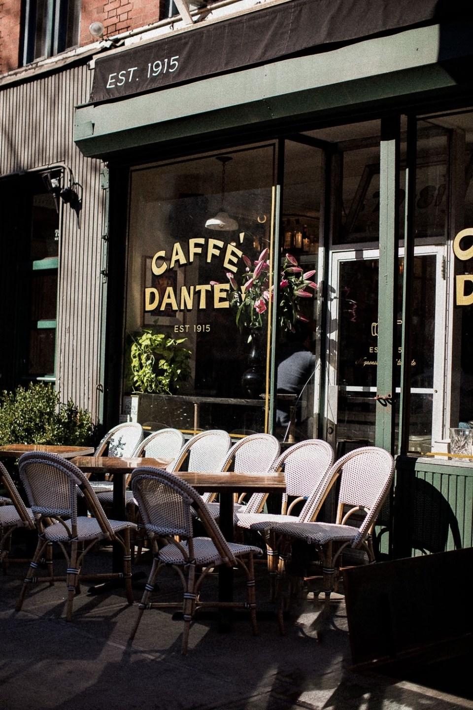 best new york cafes