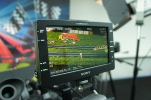 "The DVF-L700 7"" LCD monitor/viewfinder."