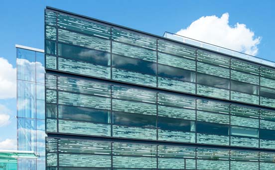 aluminium curtain walls contemporary