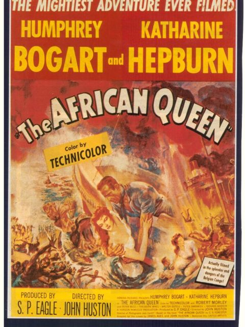 A Literary Feast -- the African Queen