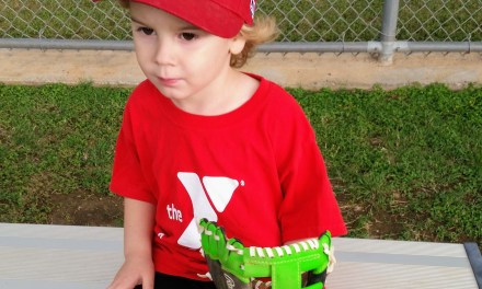 Baseball from the Bench – Our First Season as Sports Parents