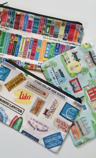 A Literary Feast | Gilmore Girls | pouches | storage | planners | giveaway | discount coupon | enter to win
