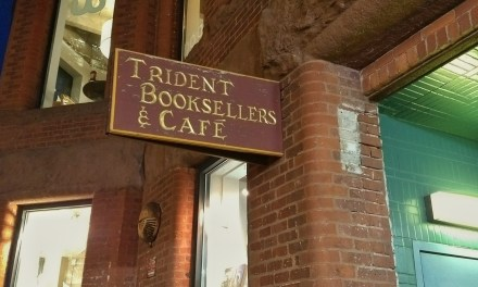 Literary Travels: Trident Booksellers and Café