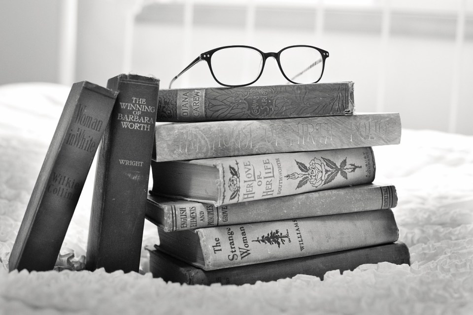 A Literary Feast | Book Stack