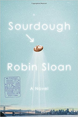 A Literary Feast | Book Review of Sourdough by Robin Sloan and Literary Meal | Hog Island Grilled Cheese Sandwich | #bookreviews #grilledcheese