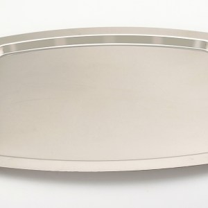 Wedding Crown Tray with Handles