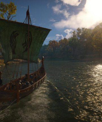 Assassin's Creed Valhalla   Eivor's Longship