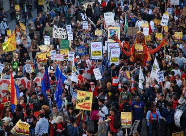 General strike during Occupy Wall Street