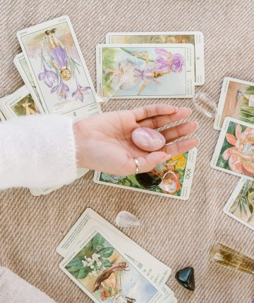 using tarot cards for self discovery