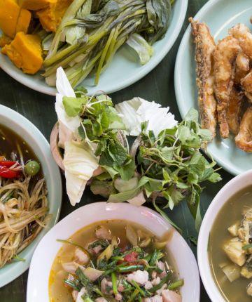 strange thai foods