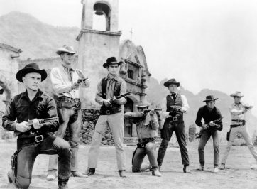 film still from the magnificent seven