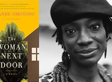 the woman next door and author