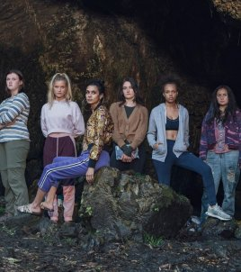 The cast of Amazon's The Wilds