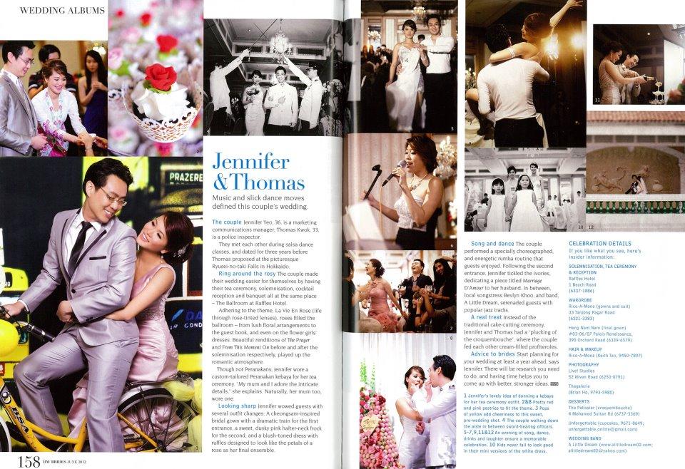 Her World Bride 2012