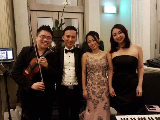 Wedding Band Flutes