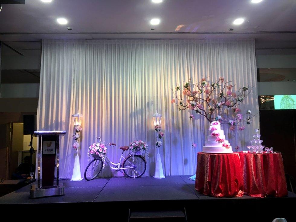Village Changi Hotel Wedding Ballroom
