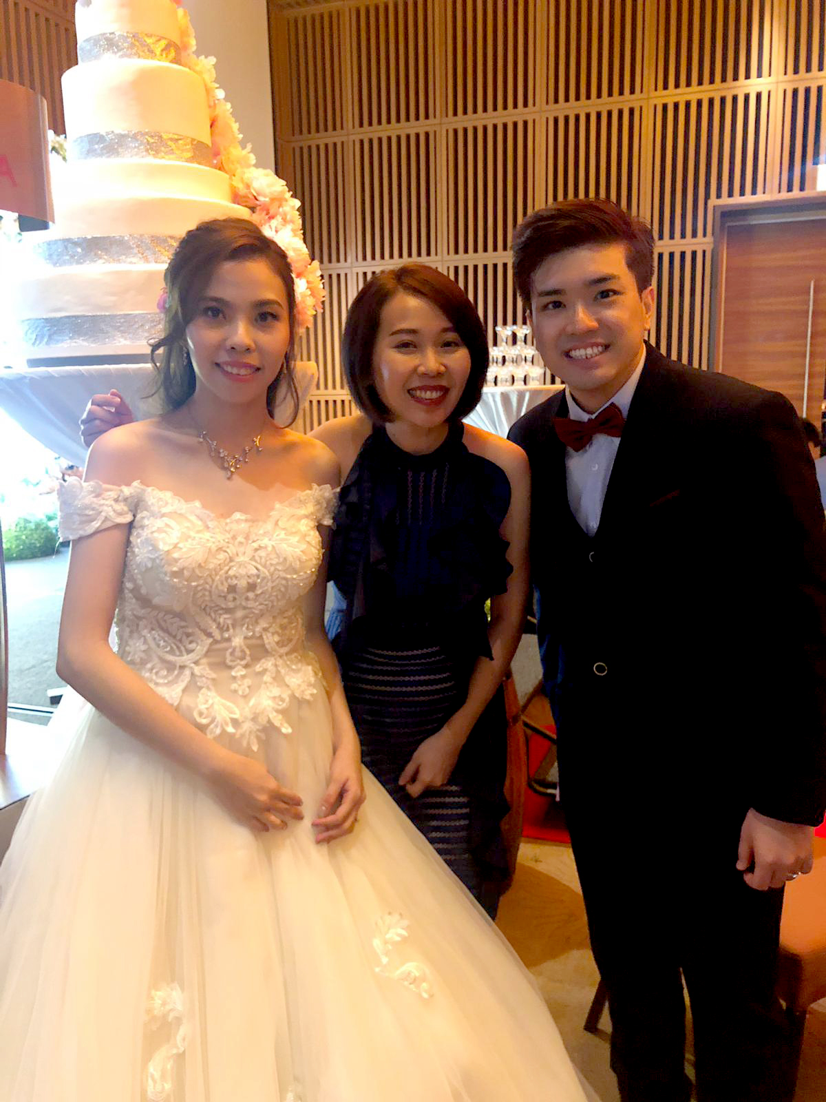Ramada Zhongshan Wedding Emcee