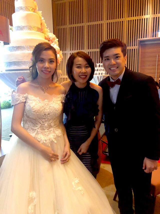 Ramada Zhongshan Wedding Emcee