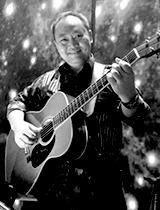 Daniel Purnomo Fingerpicking wedding guitar solo