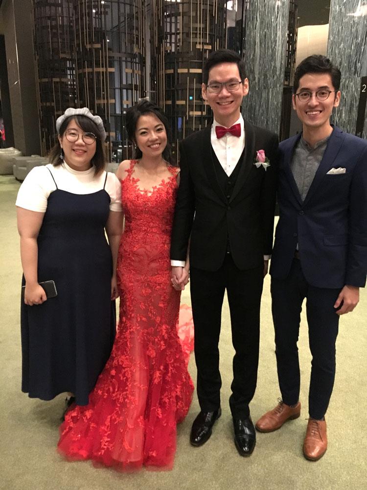 Parkroyal Pickering Hotel Singapore Wedding Live Band