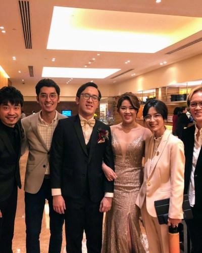 Grand Hyatt Singapore Ballroom 3 Wedding