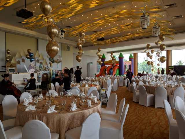 Shangri-la Rasa Sentosa Birthday Wedding Ballroom