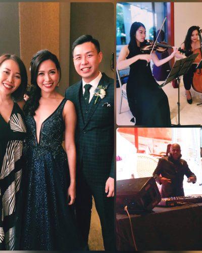 Capella Wedding Ballroom Music Emcee Live Band Singer String Cocktail Music