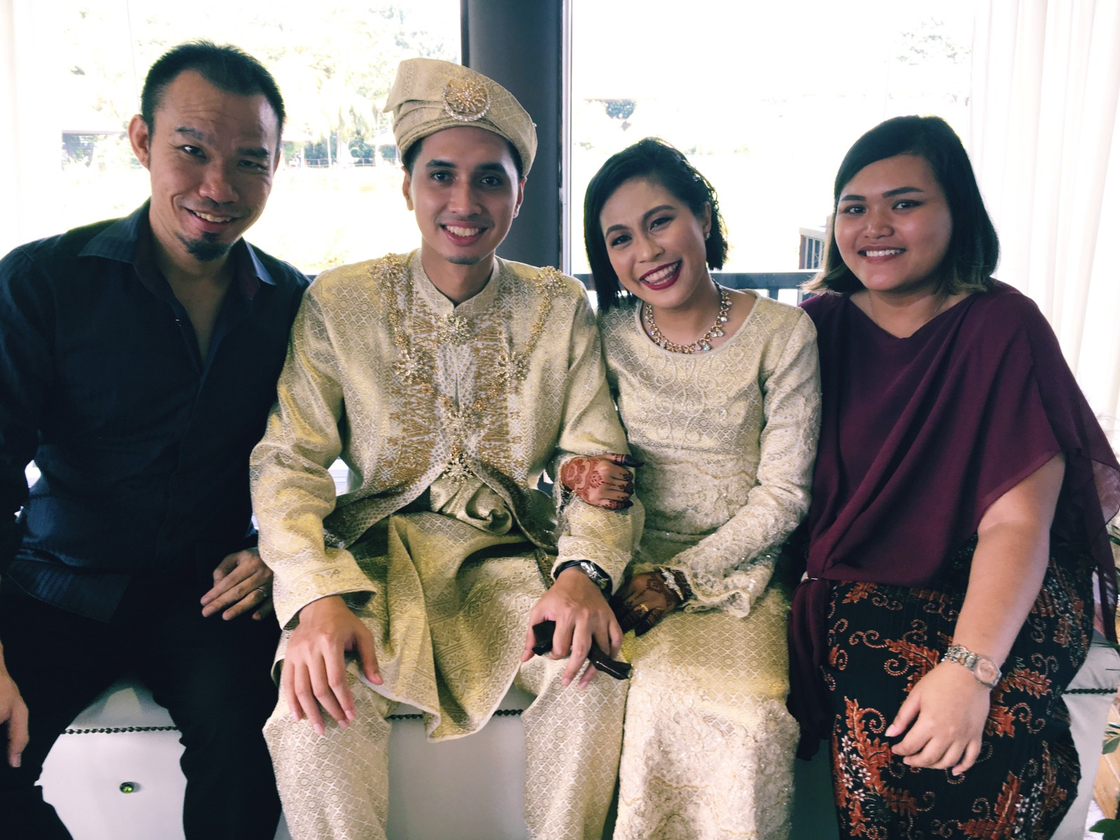 Orko Wedding Malay Restaurant