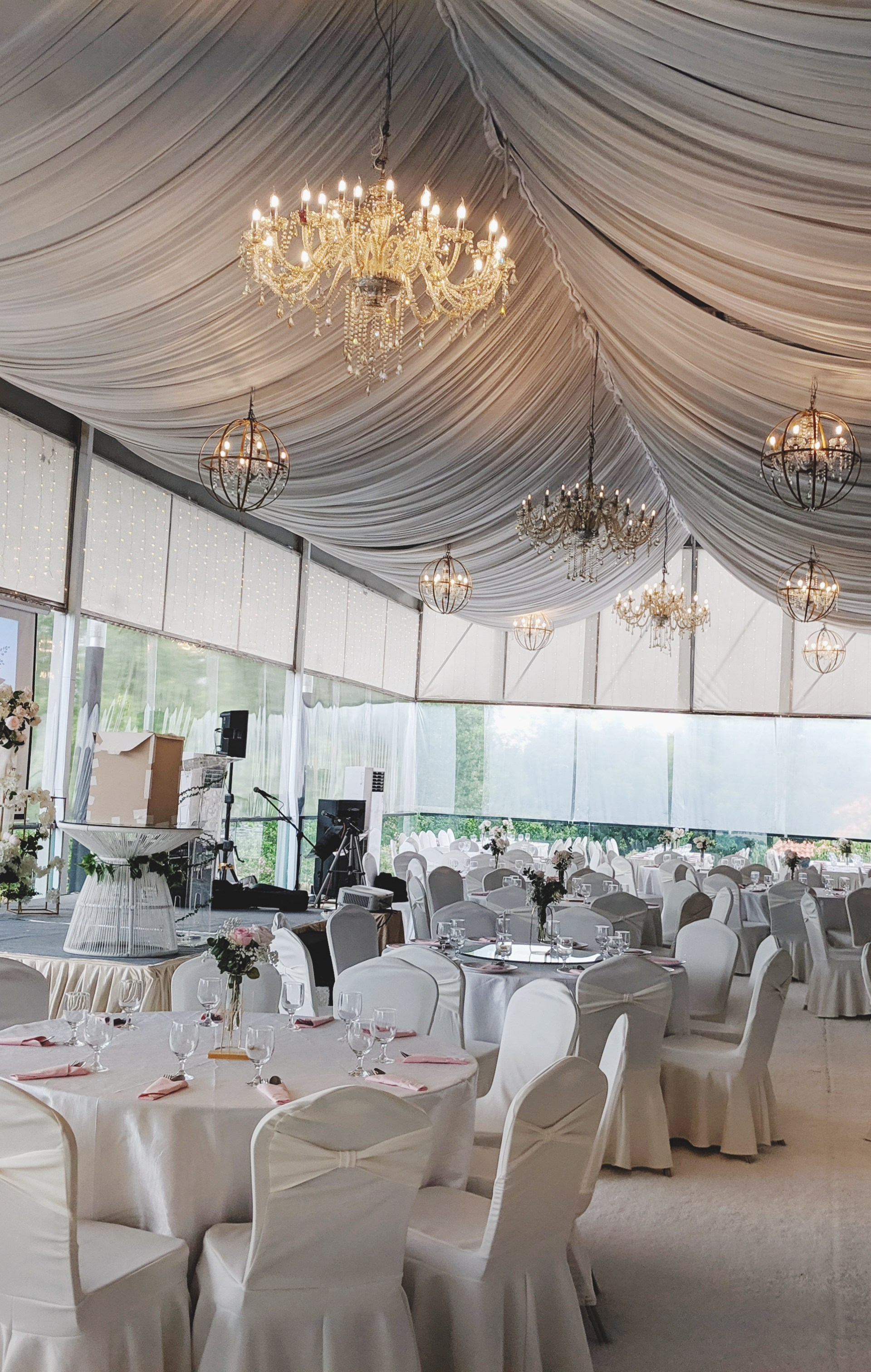Keppel Club Berlayer Terrace Wedding