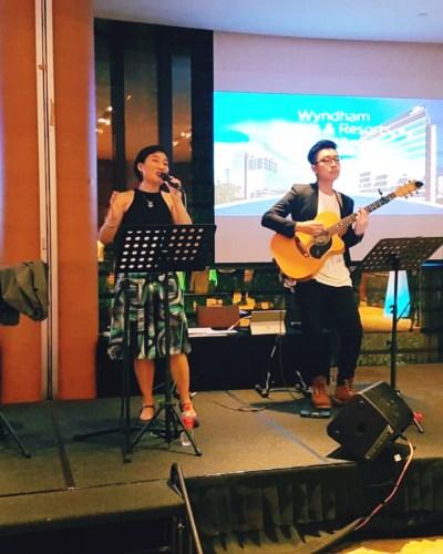 Ramada by Wyndham Singapore at Zhongshan Park Live Band Music