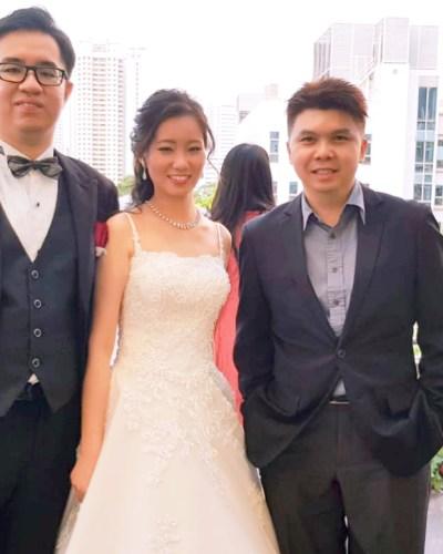 Qianxi Farrer Wedding emcee