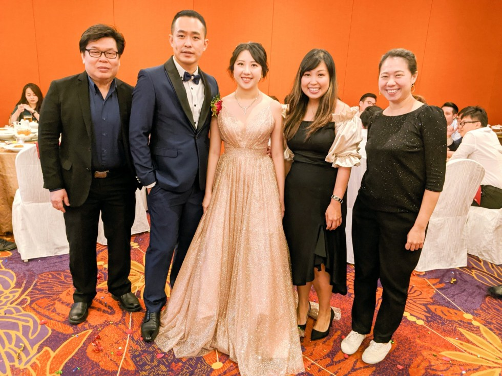 RWS Resorts World Singapore Aquarius Ballroom Live Band Music Emcee