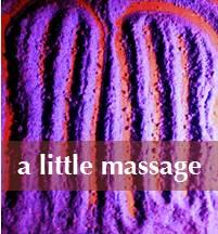 a little massage logo
