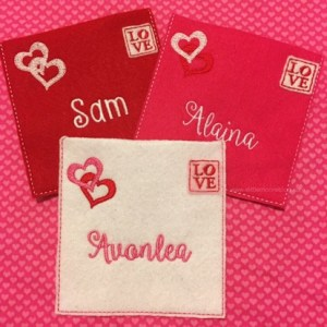 c4864a5682e9 Valentines Day is around the corner and I always love having something  personalized for my kids! This year I made these envelopes that are 5x5  inches and ...