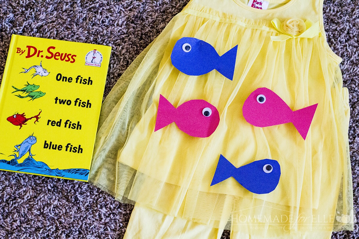 Nine Quick And Easy Dr Seuss Costumes For Kids