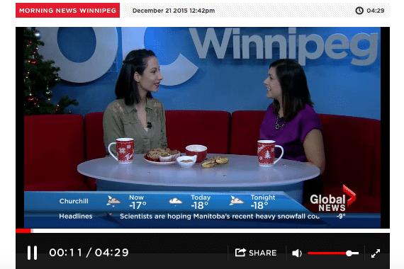 Dana Weber, Registered Dietitian in Winnipeg Manitoba