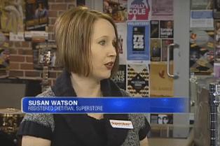 Susan Watson, Registered Dietitan Winnipeg Dietitian