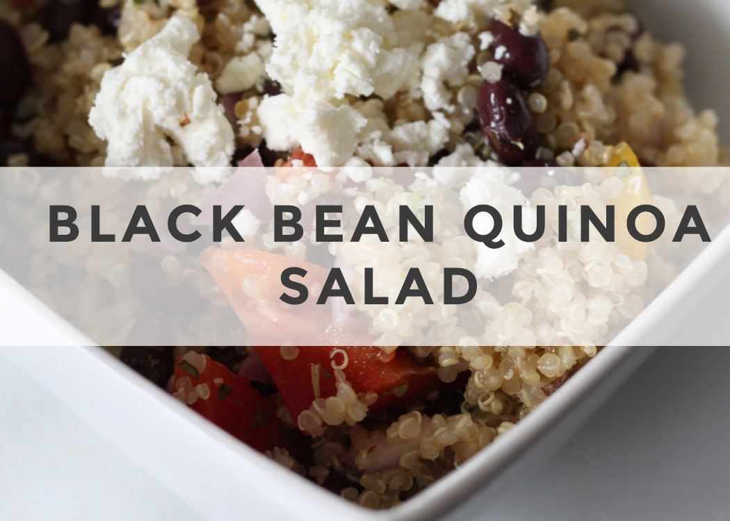 Black bean quinoa salad a little nutrition winnipeg dietitian 50 healthy instant pot dietitian approved recipes forumfinder Image collections