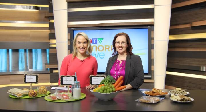 Winnipeg dietitian how to removed processed foods from diet