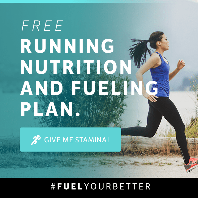 Free Running Nutrition and Fueling Plan
