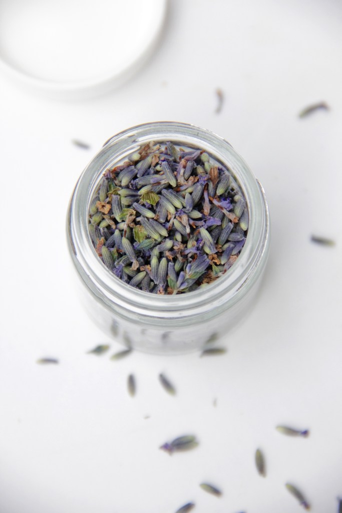 DIY Relaxing Lavender Spray to Help You Sleep - A Little Rosemary and Time