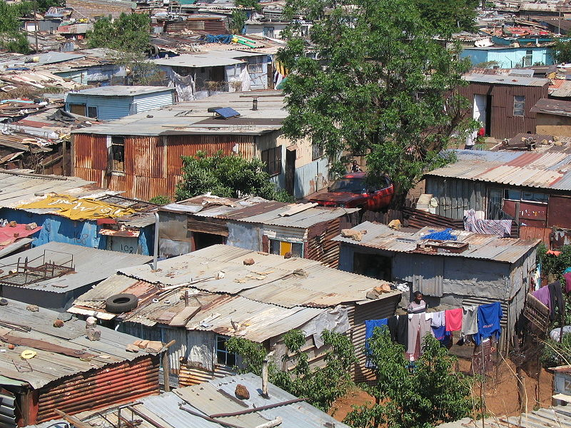 South Africa's Crime Problem: A Look Behind the Rainbow Nation