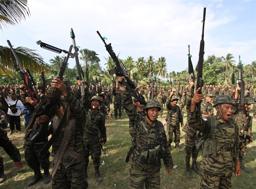 The Insurgency Still Tearing Apart the Philippines