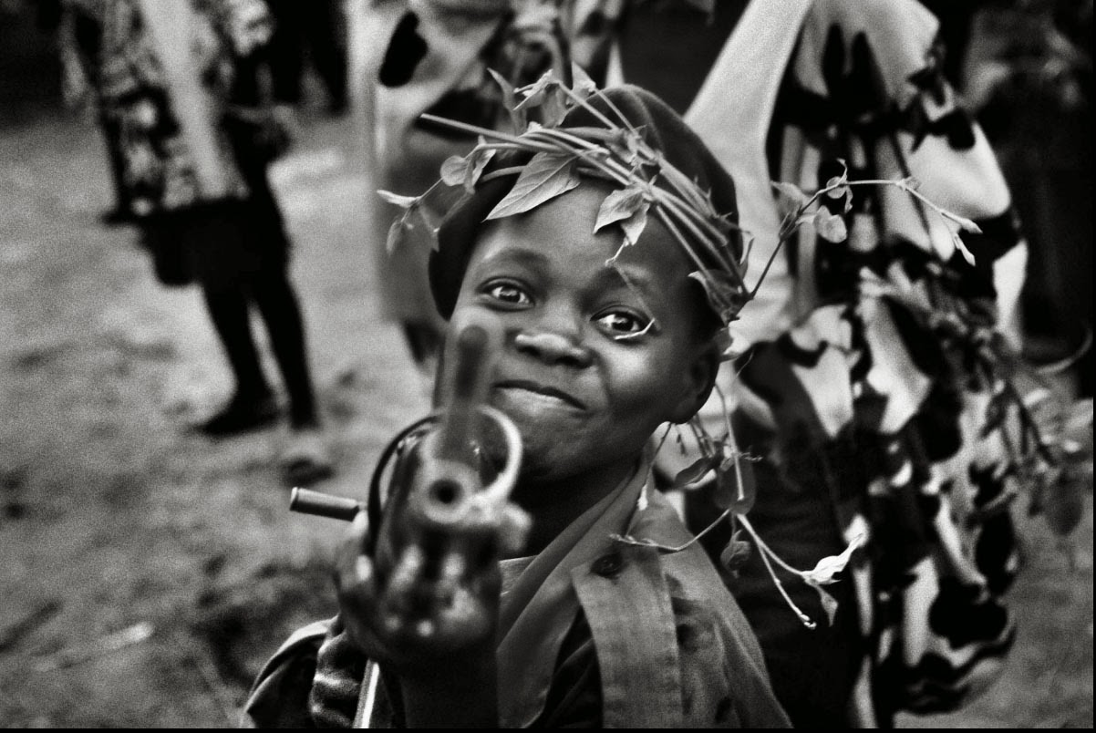 Child Soldiers: Our Greatest Human Tragedy?