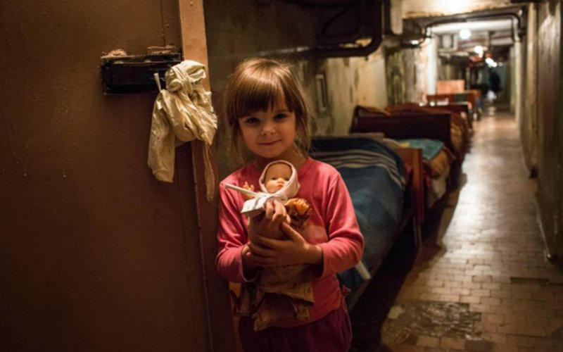 Divided Generations: Ukraine's Lost Children